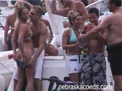 Home Video Party Cove Lake Fun