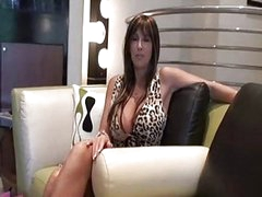 horny large love bubbles babe