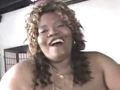 Norma Stitz with so huge bumpers