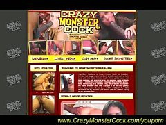 anal monster pecker