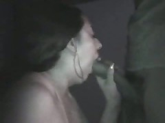 Amateur couple taping their sex on camera in a pure darksome room. This playgirl sucks, licks, jerks and squeezes her husband's penis as this playgirl awaits her sweet and sticky sex cream flow