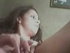 My wife caught on web camera giving her fur pie a lazy rub to some mainstream music from the radio, and toying with huge fake 10-Pounder I know no thing of.