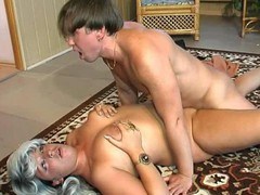 Chubby mother i'd like to fuck licked by perverted guy previous to getting drilled in each which way